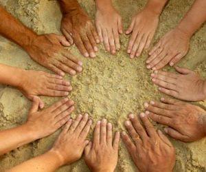 Kumda Takım Çalışması